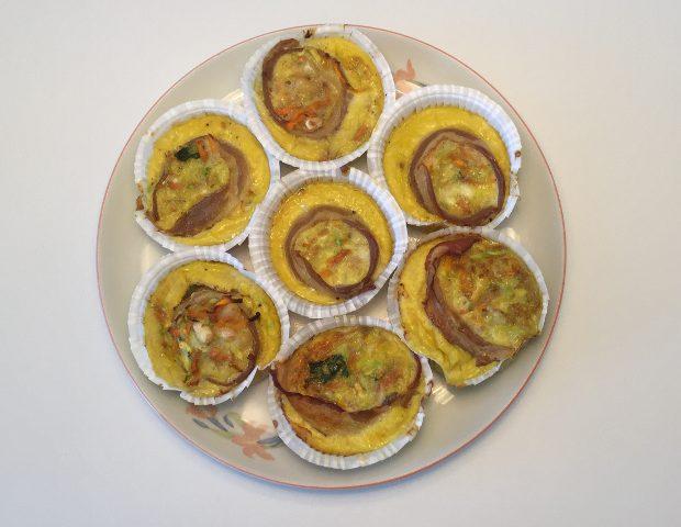 Æggemuffins – stop spild af mad
